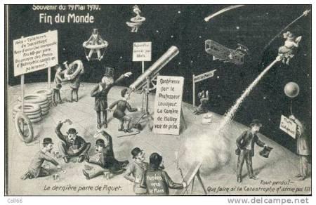 fin du monde 1910