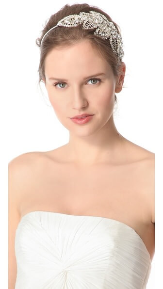 wedding headdress hair accessories