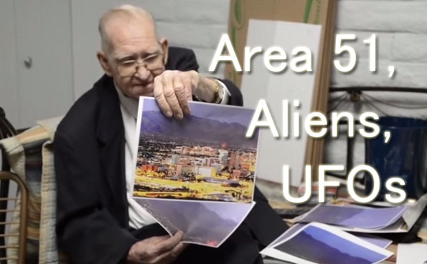 Area 51 ovnis