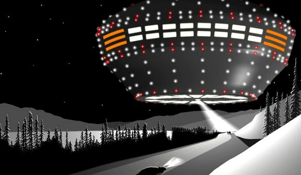 canadian ufo sighting