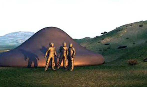 Westerman UFOs