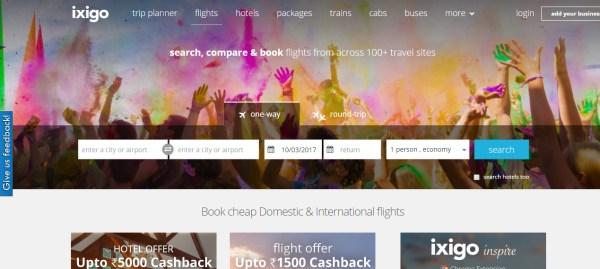 Best Flight & Hotel Booking Websites in India