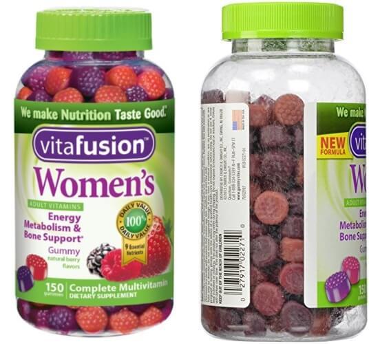 Vitafusion Women's Gummy Vitamins Tablet