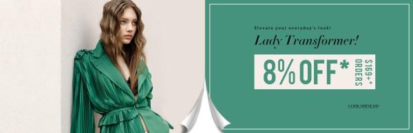 Fashionmia Fashion clothes 8% OFF on Shopping