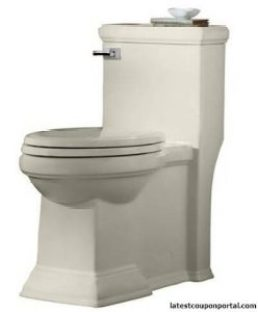 Town Square FloWise RH Elongated One Piece Toilet
