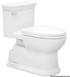 Eco Soiree Elongated One Piece Toilet