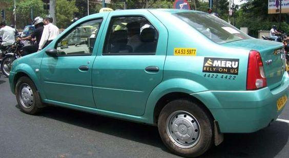 Meru Cab coupons