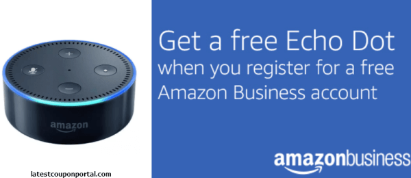 Amazon Echo Dot Deal - Get it for FREE