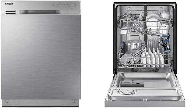Samsung 24 Built-In Stainless Steel Dishwasher