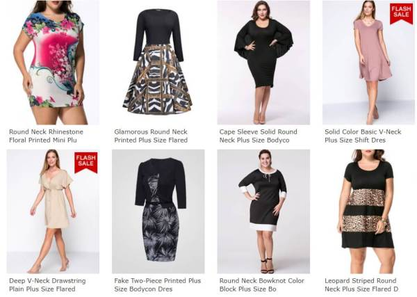 Cheap Plus Size Special Occasion Dresses From 1095