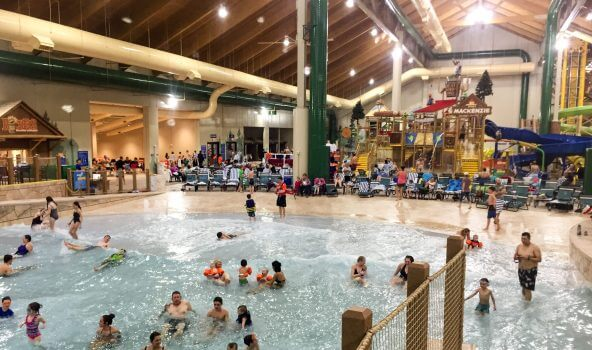 Great Wolf Lodge Colorado Springs is a family vacation resort