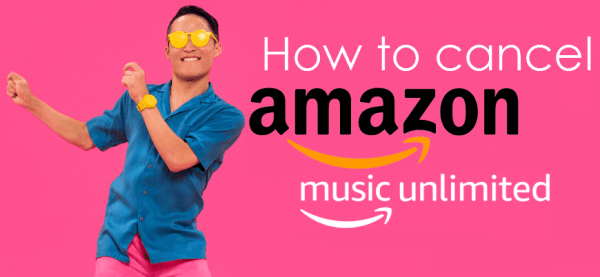 How to Cancel Amazon Music Unlimited