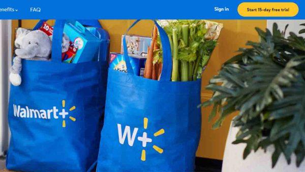 Walmart Plus Free Trial