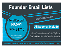 Founder email list