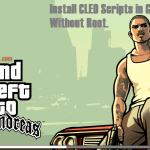 How to install CLEO Cheats in GTA SA (No Root Required.)