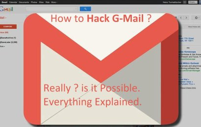Hack Gmail online