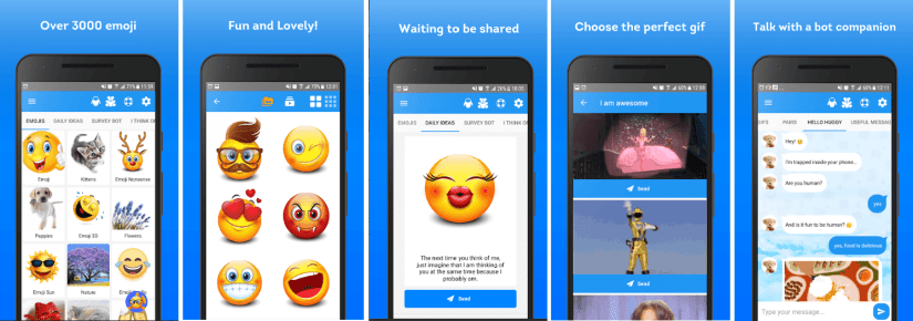 Best emoji apps for Android.
