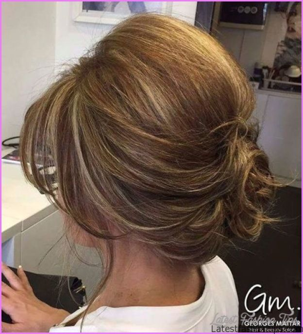 Quick Easy Updo Hairstyles For Long Hair Page 1