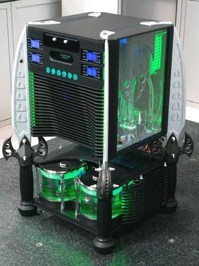 craziest gaming desktop PC