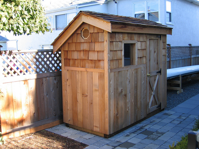 Make Your Own Shed