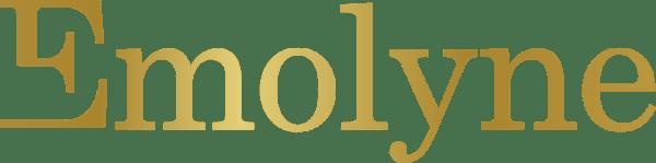 Emolyne logo gold