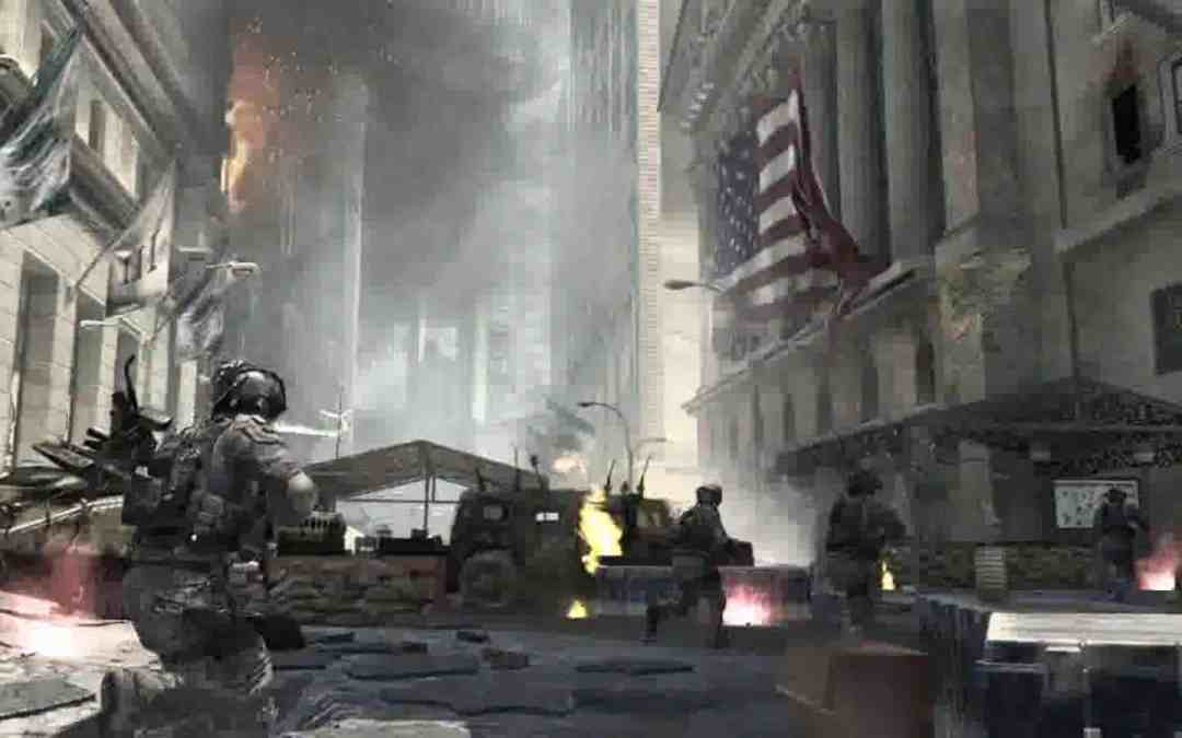 Call of Duty MW3 Trailer is out