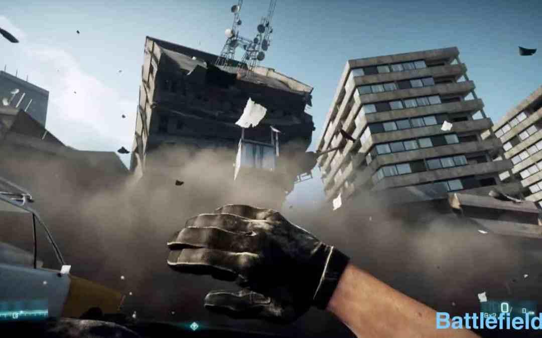 Call of Duty MW3 vs. Battlefield 3: HD Screenshot Comparison