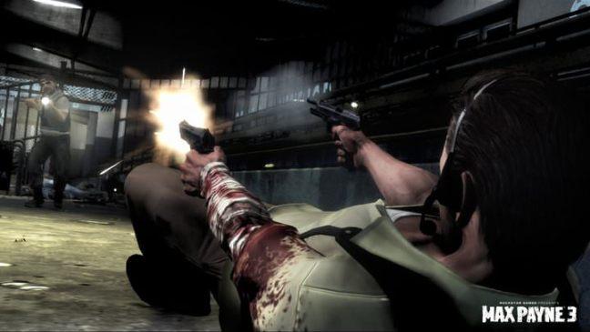Max Payne 3 will Revamp Bullet Time 2