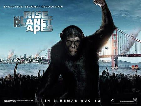 """Rise Of The Planet Of The Apes"" Official Trailer"