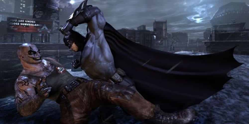 Leaked Batman: Arkham City‎ Gameplay