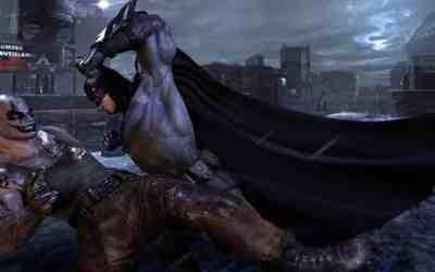 Leaked Batman: Arkham City Gameplay