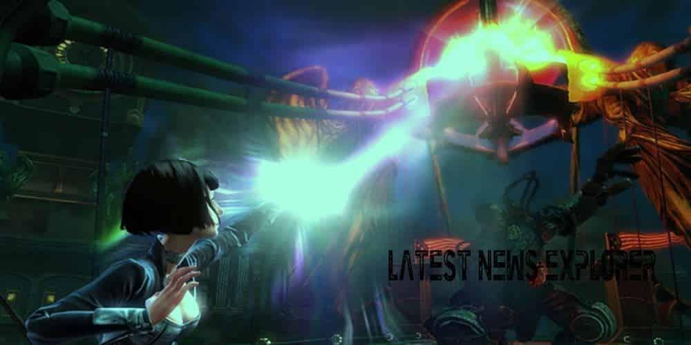 BioShock Infinite Heavy Hitter Trailer Shows Off 'The Handyman'
