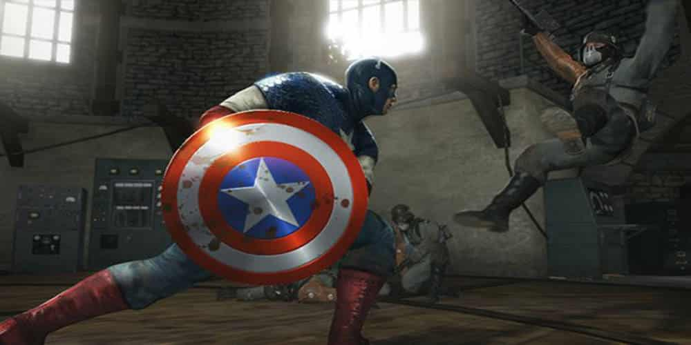 'Captain America: Super Soldier' Prologue Trailer