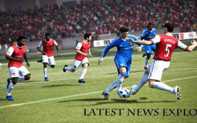 New FIFA 12 trailers showing tricks and career