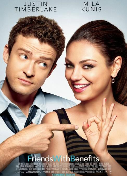 'Friends With Benefits' Trailer