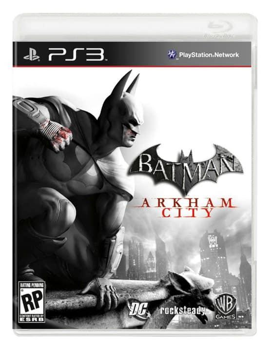 Batman: Arkham City's Box Art revealed 3