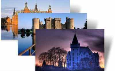 Castles of Europe Theme for Windows 7