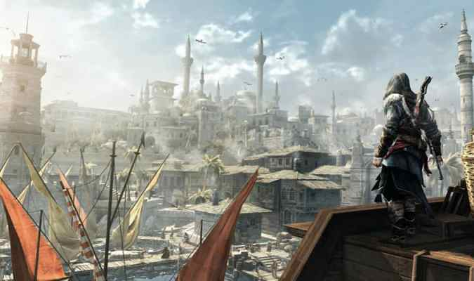 UK Charts: Assassin's Creed III Takes Top Spot 1
