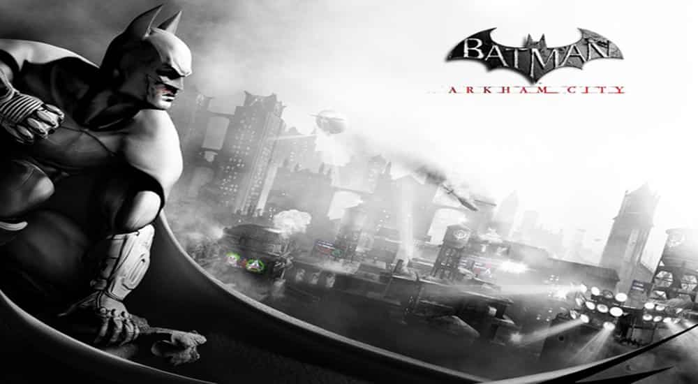 Batman Arkham City Launch Trailer