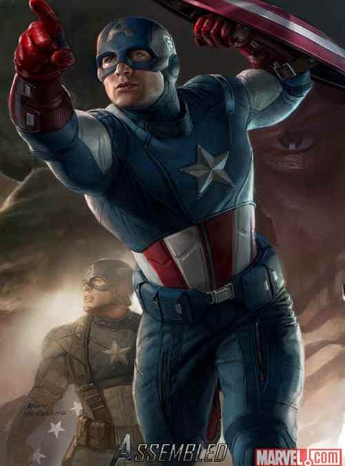 Captain America 3 Confirmed For May 2016 Release