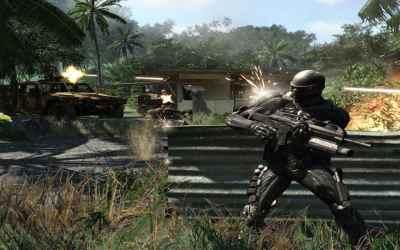 Original Crysis Headed To Consoles