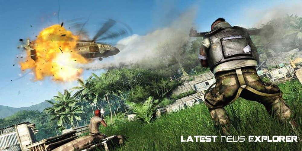 Far Cry 3 10 Times Bigger than Previous Games