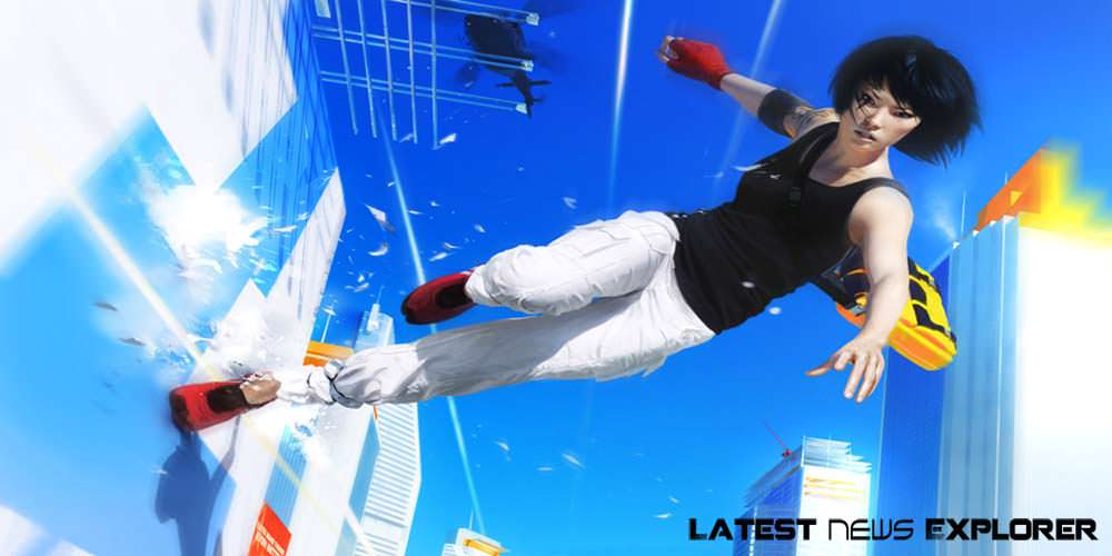 EA Confirms New Mirror's Edge Project