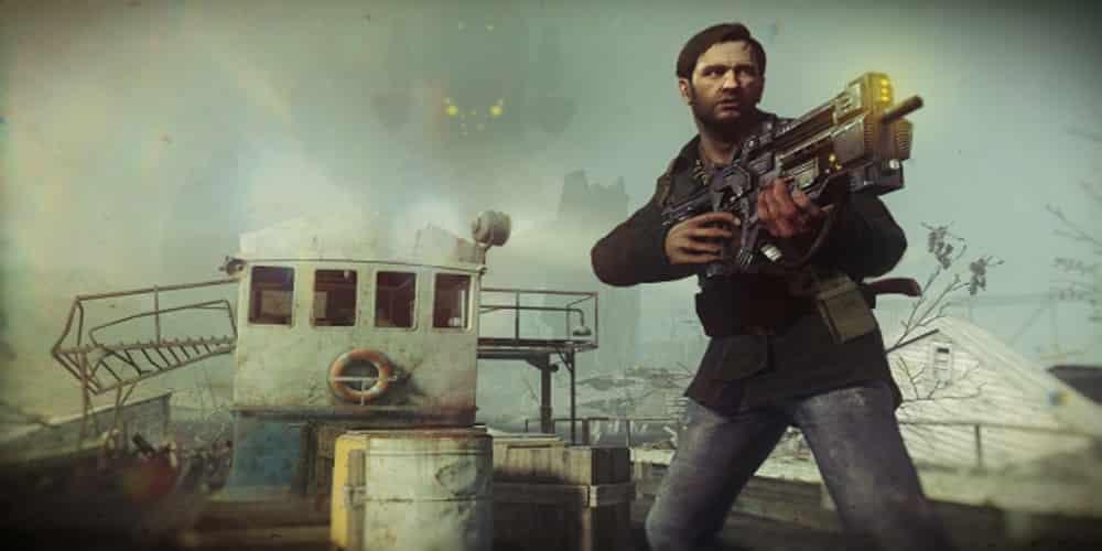 Resistance 3 Gameplay Footage