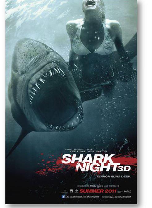 Shark Night 3D Trailer