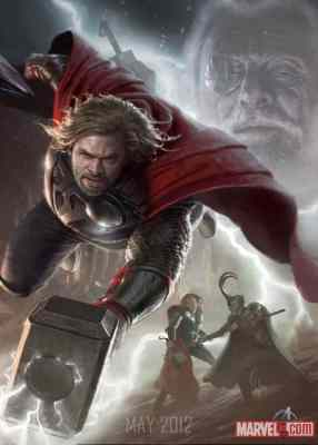 See What Thor Was Up to During Captain America: Civil War