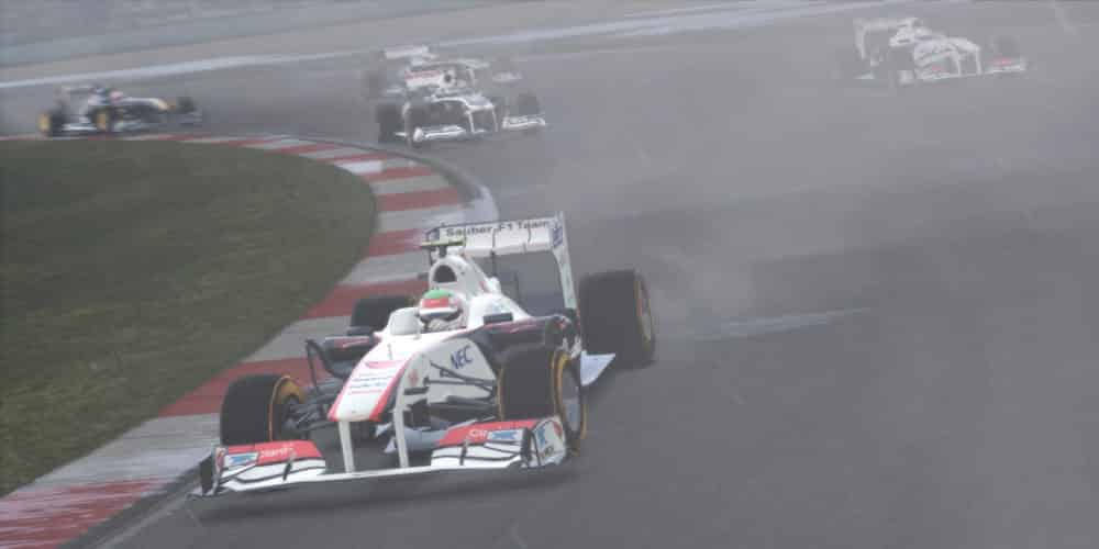 Official F1 2011 Gameplay Trailer
