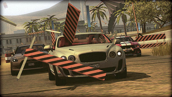 Driver San Francisco: Multiplayer