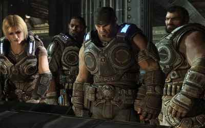 Gears of War 3 New Trailer shows off Horde 2.0