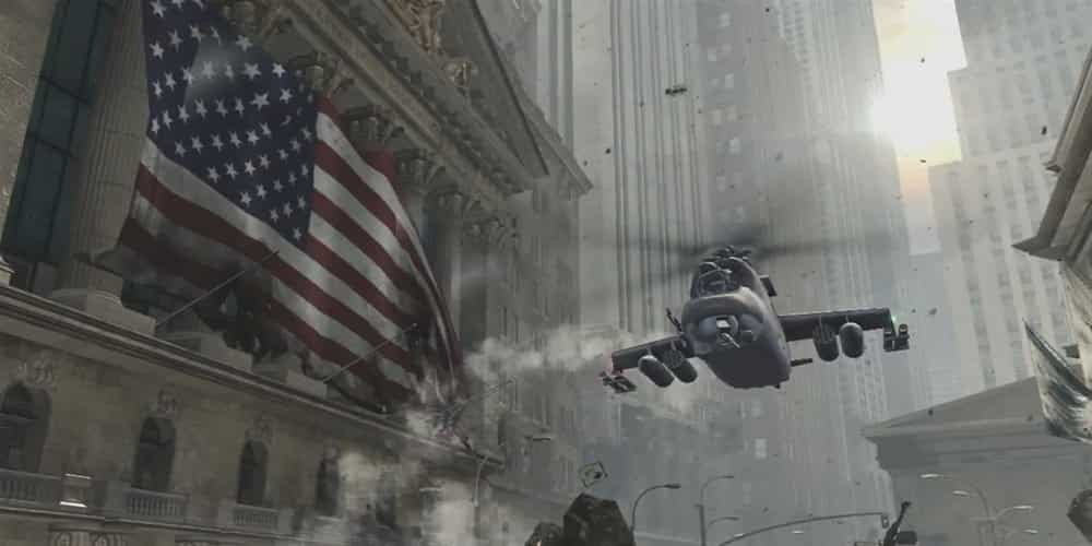Modern Warfare 3's New York attack 'very different from 9/11'